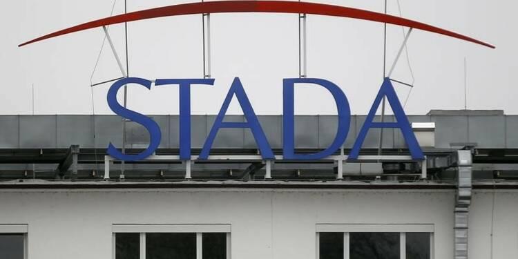 Stada confirme avoir reçu 2 offres d'achat, dont une de Cinven