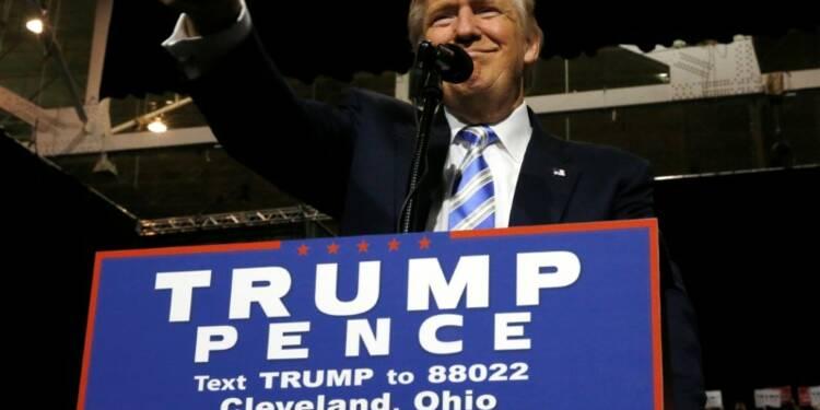 Trump promet d'affaiblir le pouvoir des médias s'il est élu
