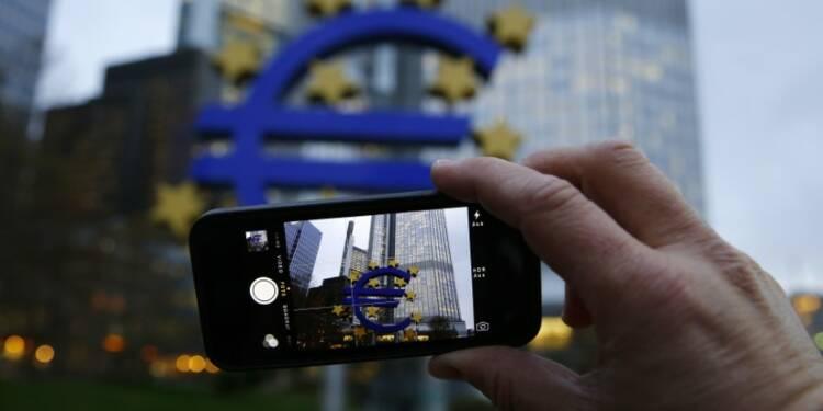 La zone euro menacée par une trappe à taux et croissance faibles