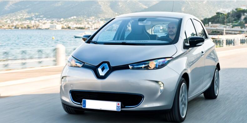 Renault rappelle un quart des Zoé produites à ce jour pour un problème de freinage