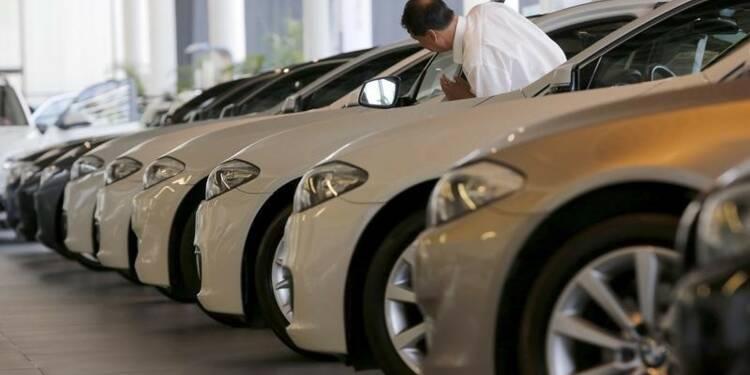 Hausse de 24,5% du marché automobile en Chine en août