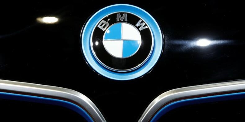 Bénéfice stable pour BMW, l'investissement pèse sur les marges