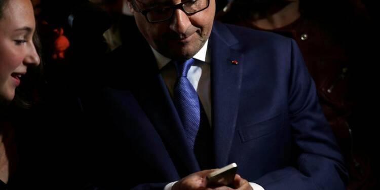 Dimanche, les Français adresseront un message au monde, dit Hollande