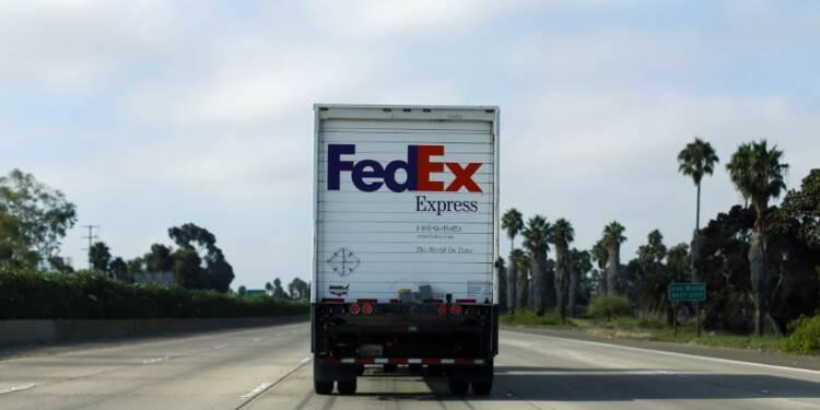 L'express et le fret ont soutenu le bénéfice de FedEx