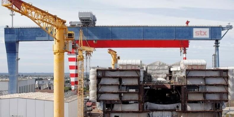 Damen et Fincantieri seraient intéressés par STX Saint-Nazaire