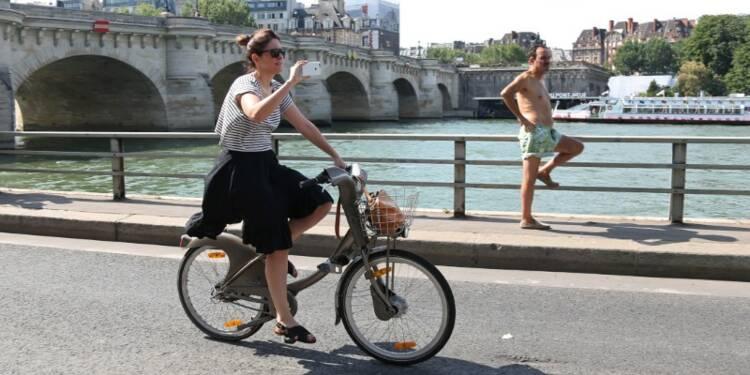 La rive droite des berges de Paris rendue aux piétons