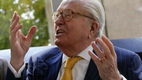 Exclu du FN, Jean-Marie Le Pen reste président d'honneur
