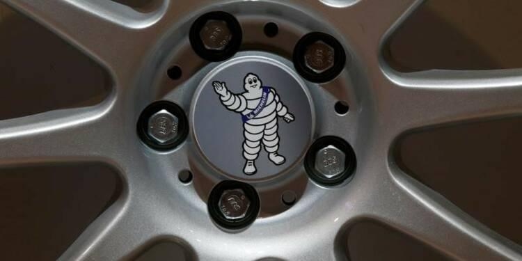 Michelin confiant malgré les matières 1ères, le marché y croit