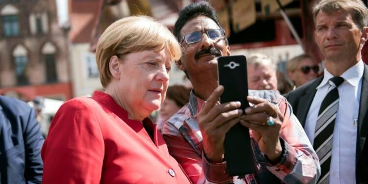 Merkel se prépare à un vote sanction dans son fief
