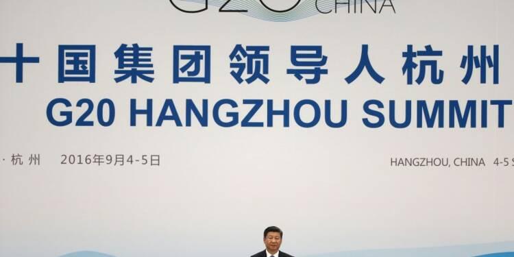 Le G20 veut utiliser tous les moyens pour doper la croissance
