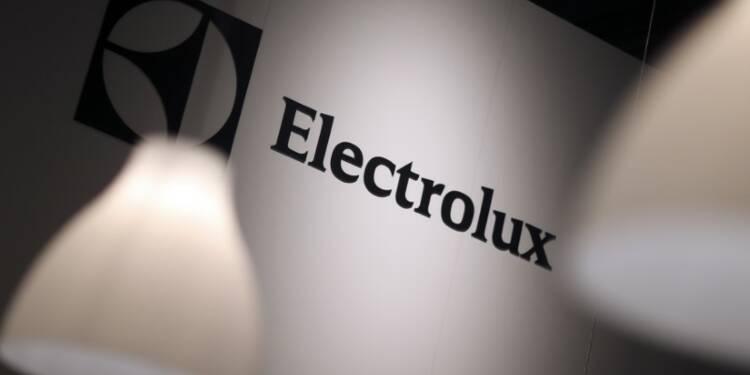 Electrolux reformule son objectif de croissance des ventes