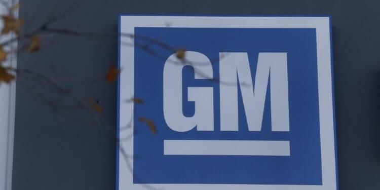 GM réembauchera 500 ouvriers du Michigan licenciés en mai