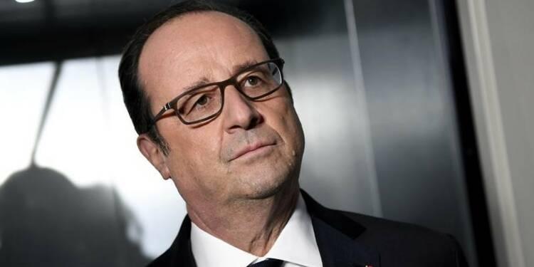 Hollande veut ouvrir vite la négociation avec le Royaume-Uni après la notification