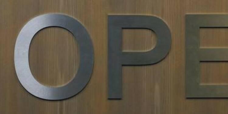 L'Opep prévoit des marchés moins engorgés cette année
