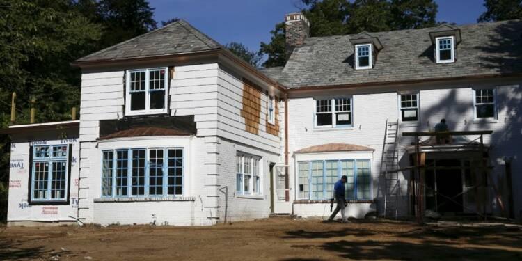 USA: Les ventes de logements neufs marquent une pause