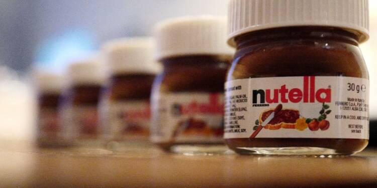 Ferrero, le producteur du Nutella, veut racheter les biscuits Delacre