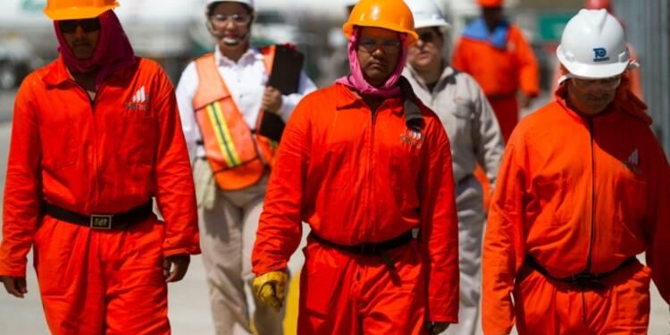 Mexique: découverte de six gisements de pétrole dans le Golfe du Mexique