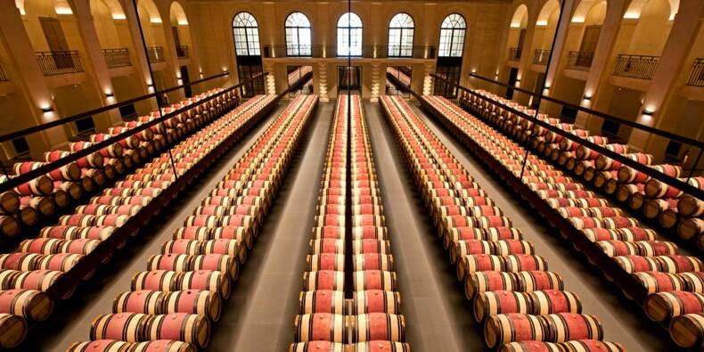 Cité du vin, chais futuristes... Bordeaux au top du design