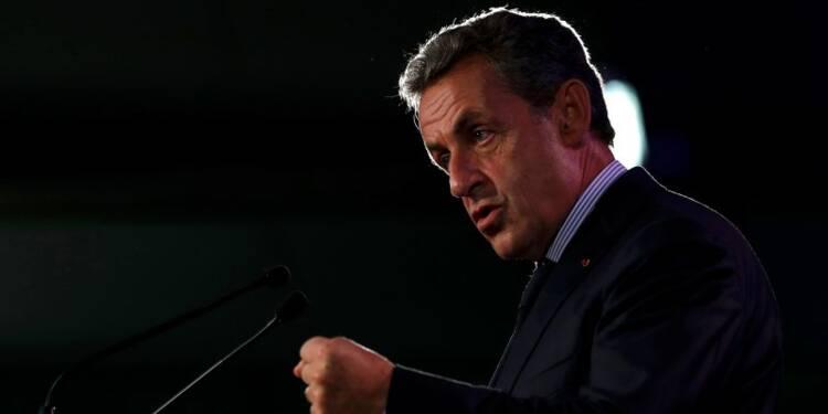 Dans le Sud, Sarkozy axe son discours sur l'immigration