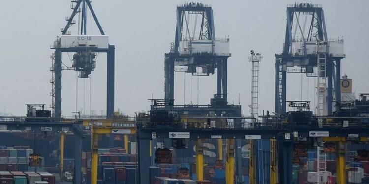 Le commerce international repart à la hausse au 2e trimestre