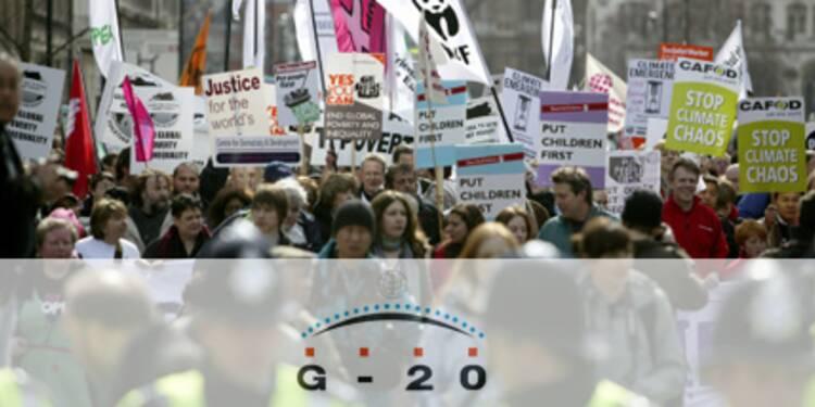 Sarkozy prêt à quitter le G20 si les discussions n'avancent pas