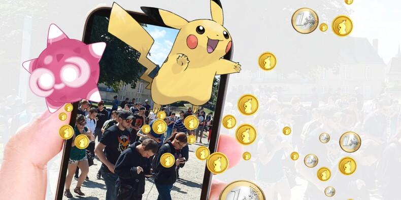 Pokémon Go, derrière le jeu, un très gros business