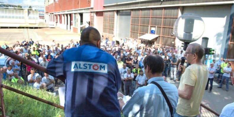 Alstom: les salariés de Belfort toujours dans l'attente de réponses sur leur avenir