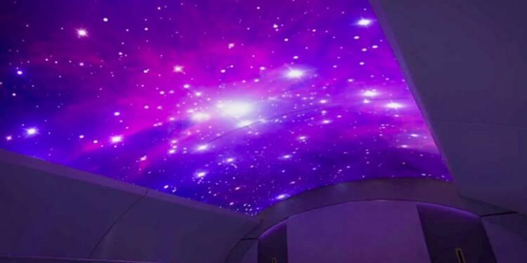 Le projet de Boeing pour vous faire dormir à la belle étoile en plein ciel