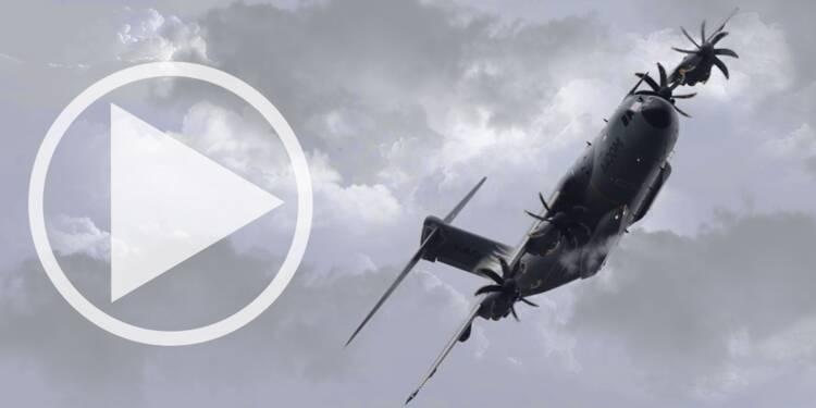 Le crash économique de l'Airbus A400M - Capital fr