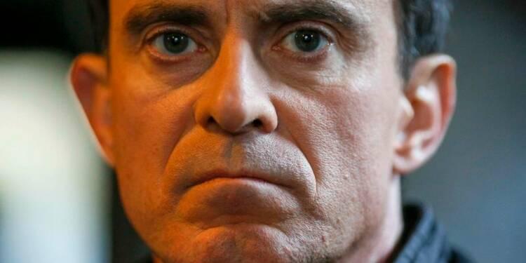 Trois mois de prison avec sursis pour l'agresseur de Valls