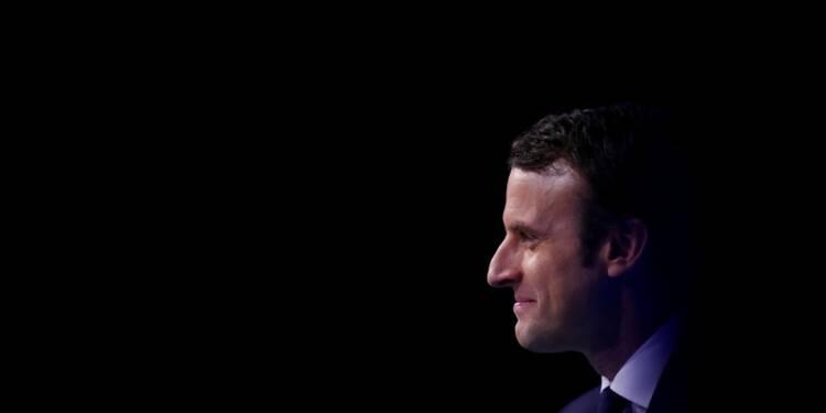 Macron maintient le cap de la politique de l'offre