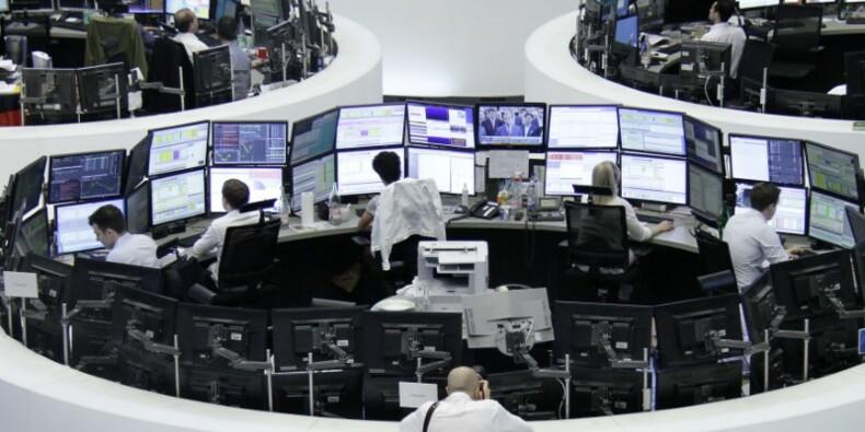 Les Bourses européennes terminent en hausse, à l'exception de Paris