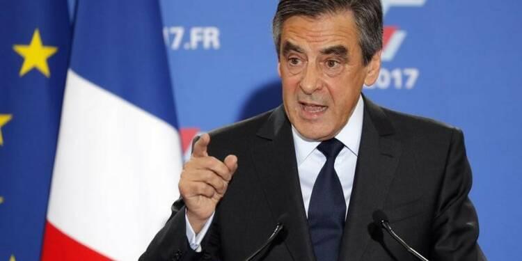 François Fillon n'entend pas infléchir son programme