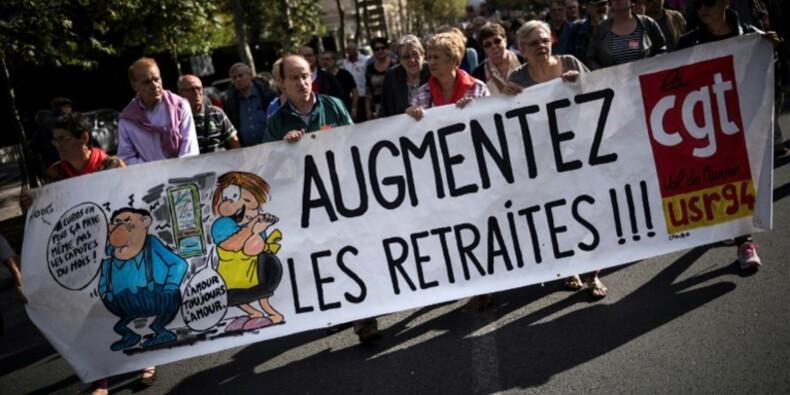 """Petites retraites: le gouvernement """"ouvert"""" à une baisse de la CSG"""