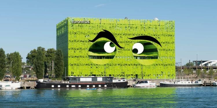 Euronews : encore un machin européen qui débloque