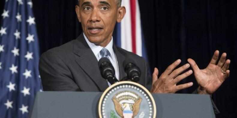 Obama critique l'austérité et apporte un soutien appuyé à Renzi