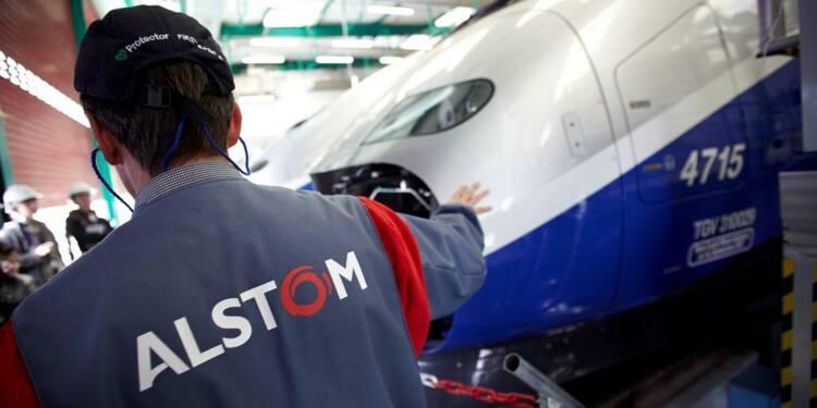 Alstom sera-t-il avalé par le canadien Bombardier ?