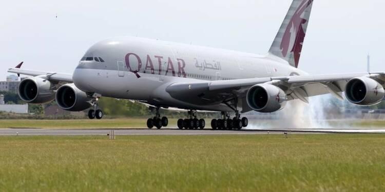 Qatar Airways commande à Boeing pour 18,6 milliards de dollars