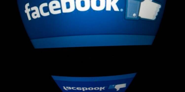Facebook a payé 4,63 millions d'euros d'impôts en 2015 au Royaume-Uni
