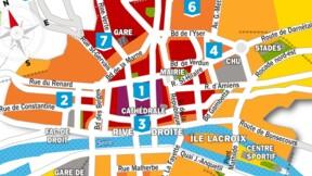 Immobilier : la carte des prix à Rouen