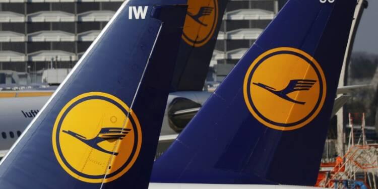Lufthansa relève sa prévision de bénéfice
