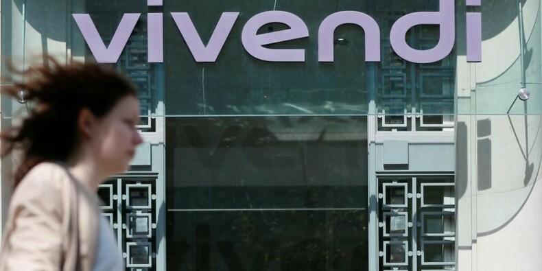 Vivendi:Canal+ a souffert en 2016, optimisme pour 2017