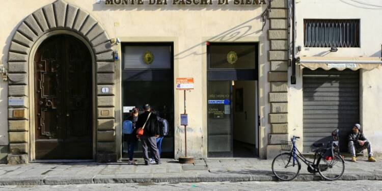 Monte dei Paschi émet pour 7 milliards d'euros d'obligations