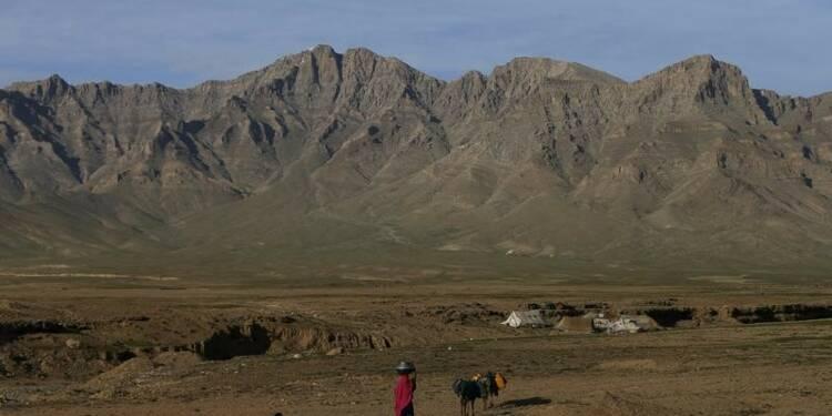 Le gouvernement afghan contrôle moins de 60% du territoire