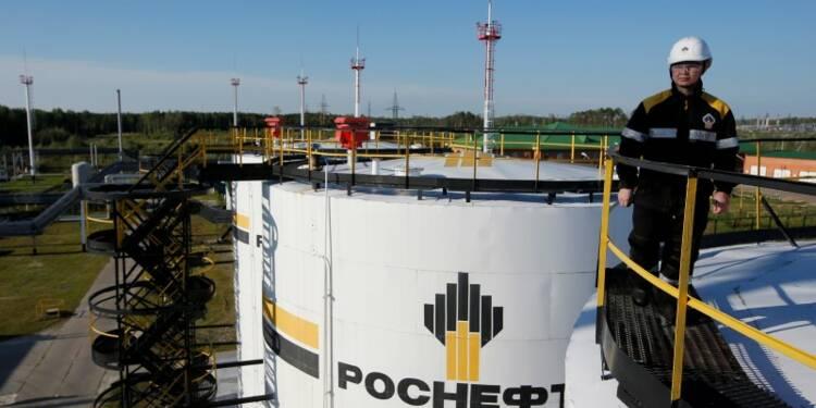 Rosneft pourrait rapporter 11 milliards de dollars à Moscou