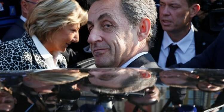 Mauvaise passe pour Nicolas Sarkozy dans la primaire