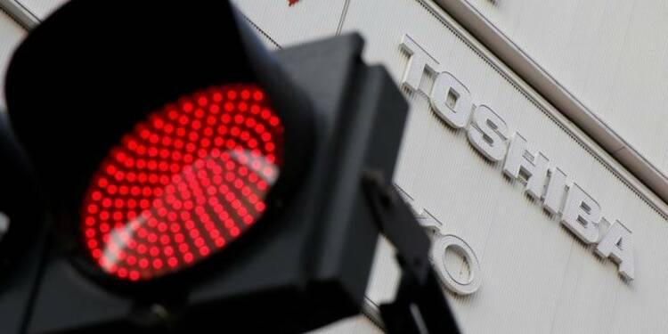 Des banques japonaises veulent poursuivre Toshiba en justice
