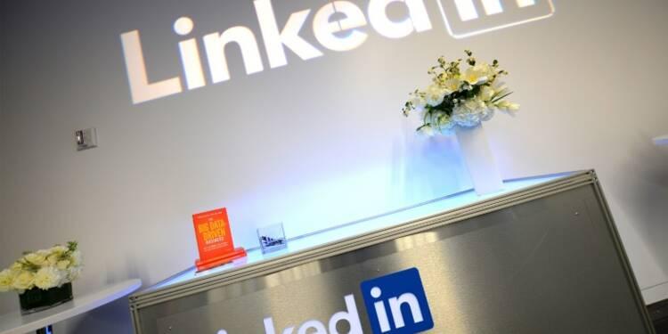 Microsoft débourse 26,2 milliards de dollars pour s'offrir LinkedIn