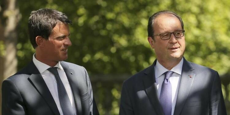 """""""Les choses sont en ordre"""" entre Hollande et Valls, dit Le Foll"""