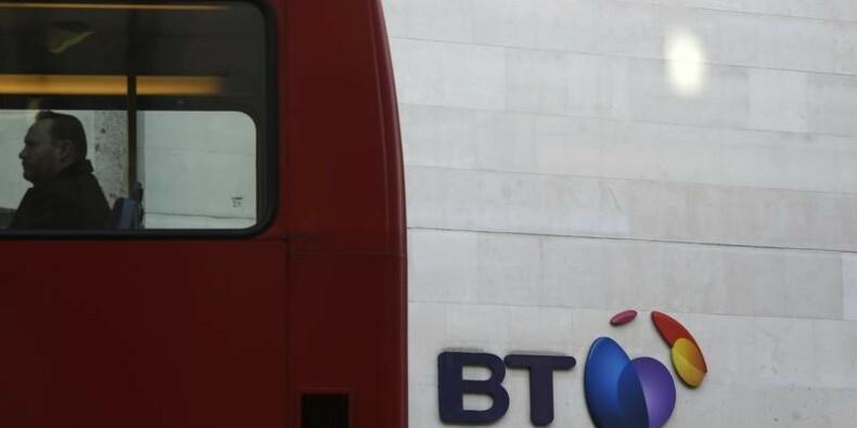 BT tente de rassurer l'investisseur malgré le scandale